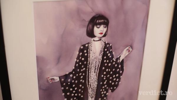 Dulap de vedetă - Ana Morodan! Arsenalul ei de contesă: accesorii vintage, pantofi-bijuterie şi rochii preţioase!