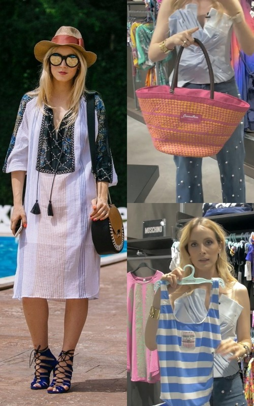 FABULOASA Alina Tanasă recomandă: cele mai chic 5 accesorii pentru plajă !