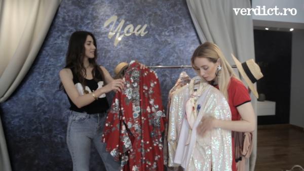 Fabuloasele Alina și Diana aleg cele mai în trend kimonouri ale sezonului! Iată cum ne recomandă să le purtăm!