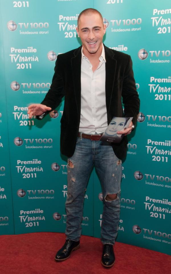- Vladimir Drăghia - 2011