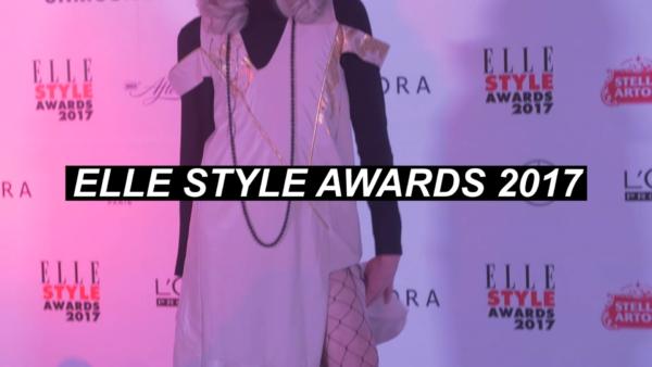 TOP 10 best dressed - cele mai bune ținute de la ELLE Style Awards 2017