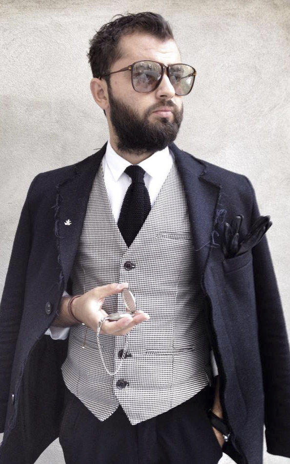 Don Arthur, designerul Marie Ollie, secretul unei apariții de neuitat! Cât investește în ținutele sale