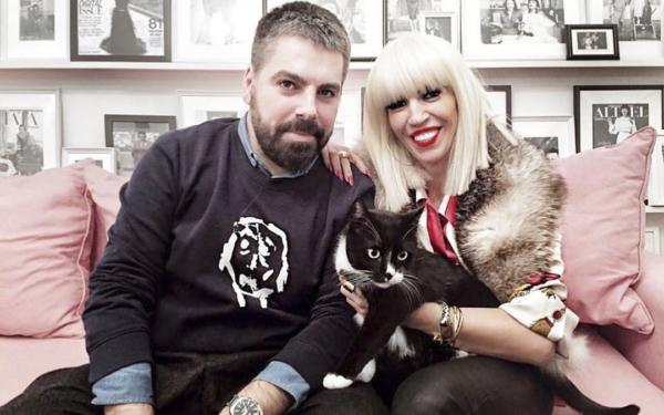 Raluca Bădulescu și Maurice Munteanu - întâlnire cu stil la Colegiul Național Gheorghe Lazăr din București