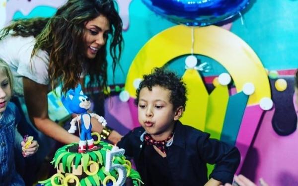 """Claudia Pavel a vorbit despre viața de mămică: """"Fiul meu e identic cu..."""""""