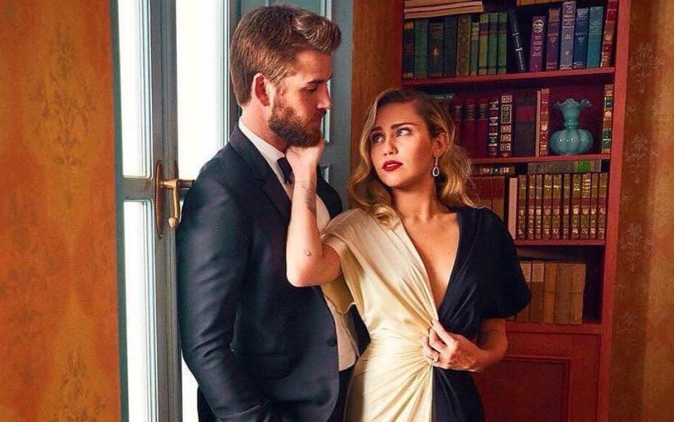 Prima postare a lui Liam Hemsworth după ce s-a spus că s-a despărțit de Miley Cyrus!