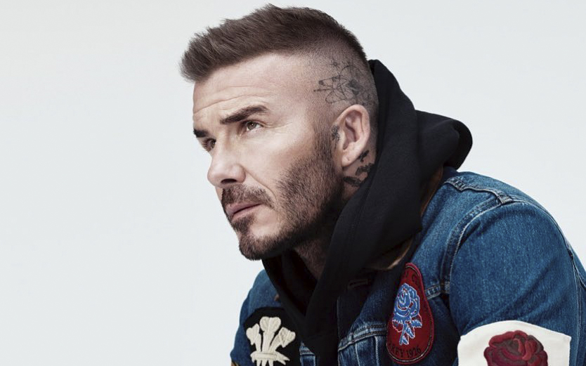 David Beckham și Kent & Curwen, colabrare pentru o ediție limitată