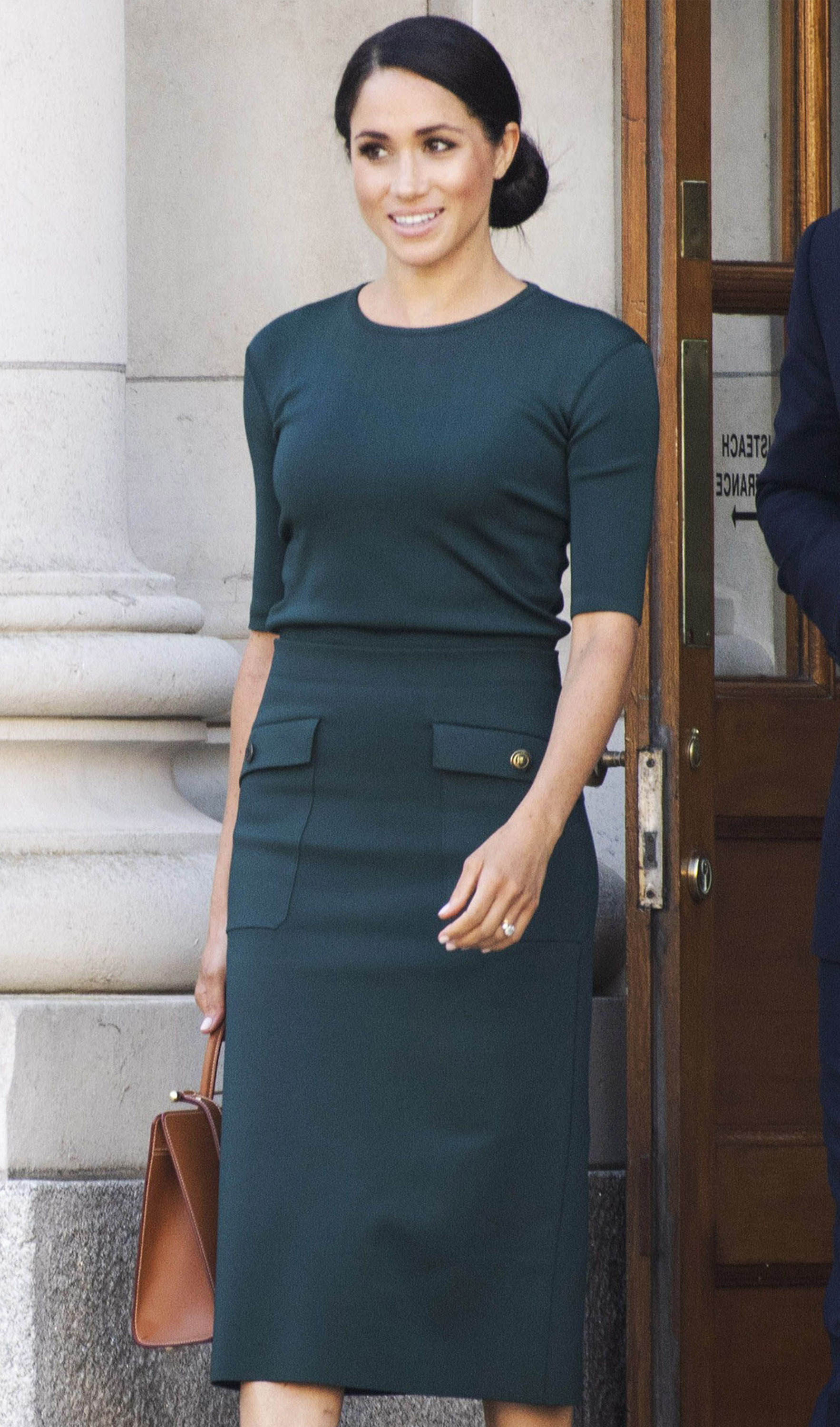 Meghan Markle And Prince Harry Arriving In Dublin As Part Of Their Visit To Ireland