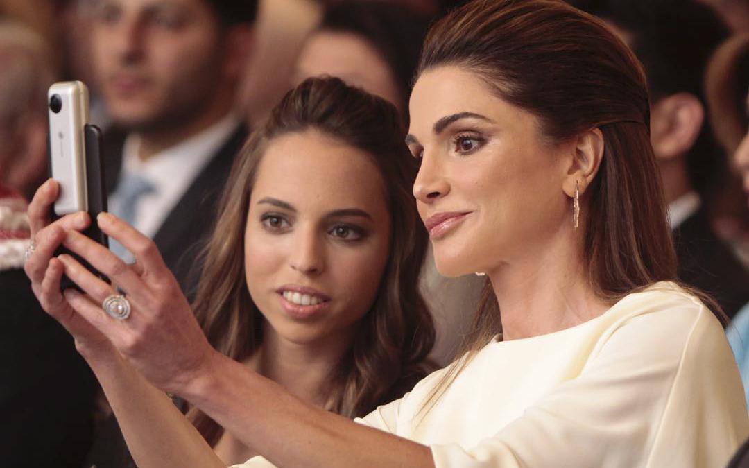 Așa mamă, așa fiică! Cum arată Prințesa Salma, fiica Reginei Rania a Iordaniei