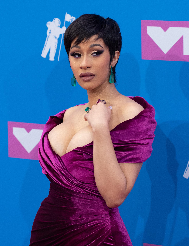 2018 MTV Video Music Awards -Arrivals