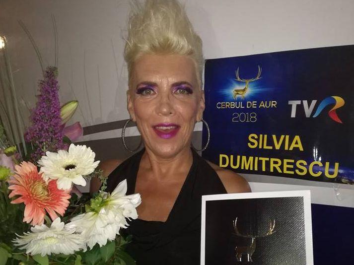 Silvia Dumitrescu a făcut show la Cerbul de Aur! Cum s-a îmbrăcat artista