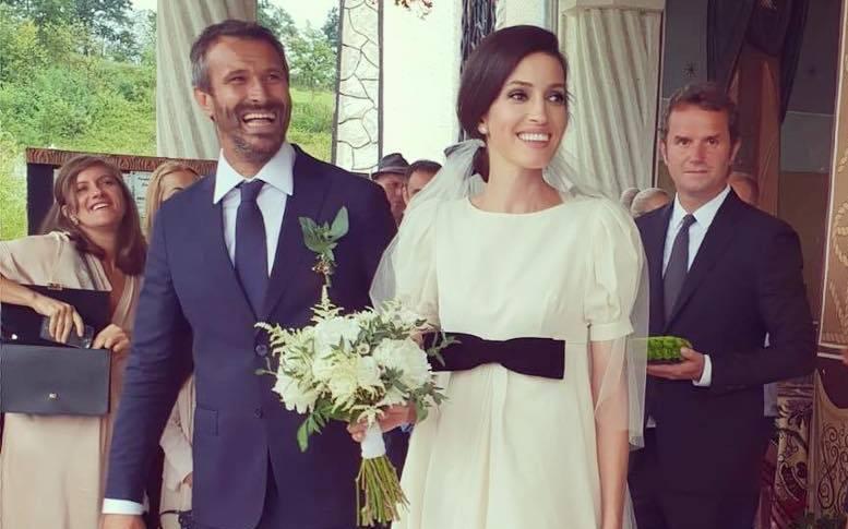 Nicolai Tand și Monica s-au căsătorit! Ce rochie a purtat frumoasa mireasă