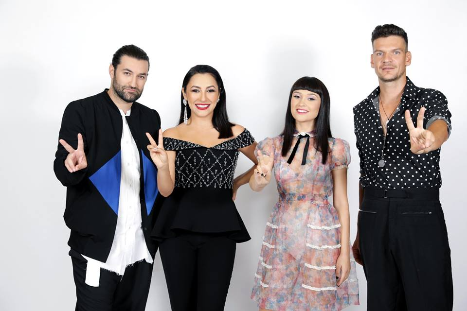 Ce s-a întâmplat între Andra şi Irina Rimes la 'Vocea României'