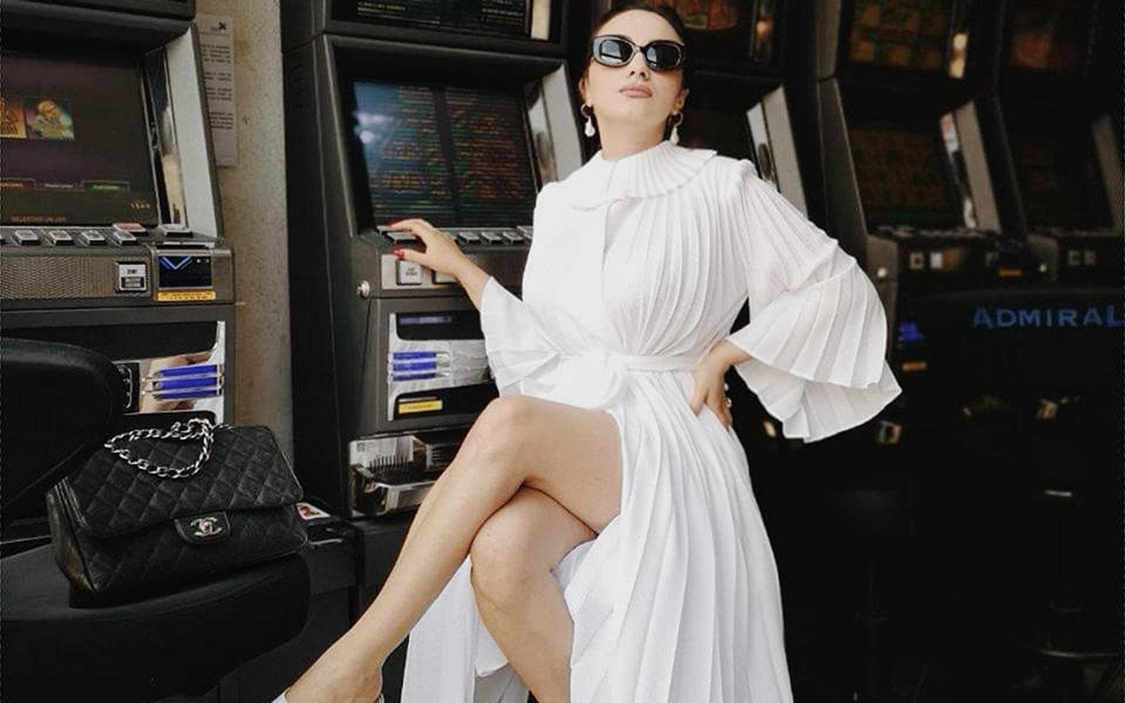 """Ana Morodan, despre începuturile carierei: """"Nu am o pasiune pentru modă, am un business"""""""