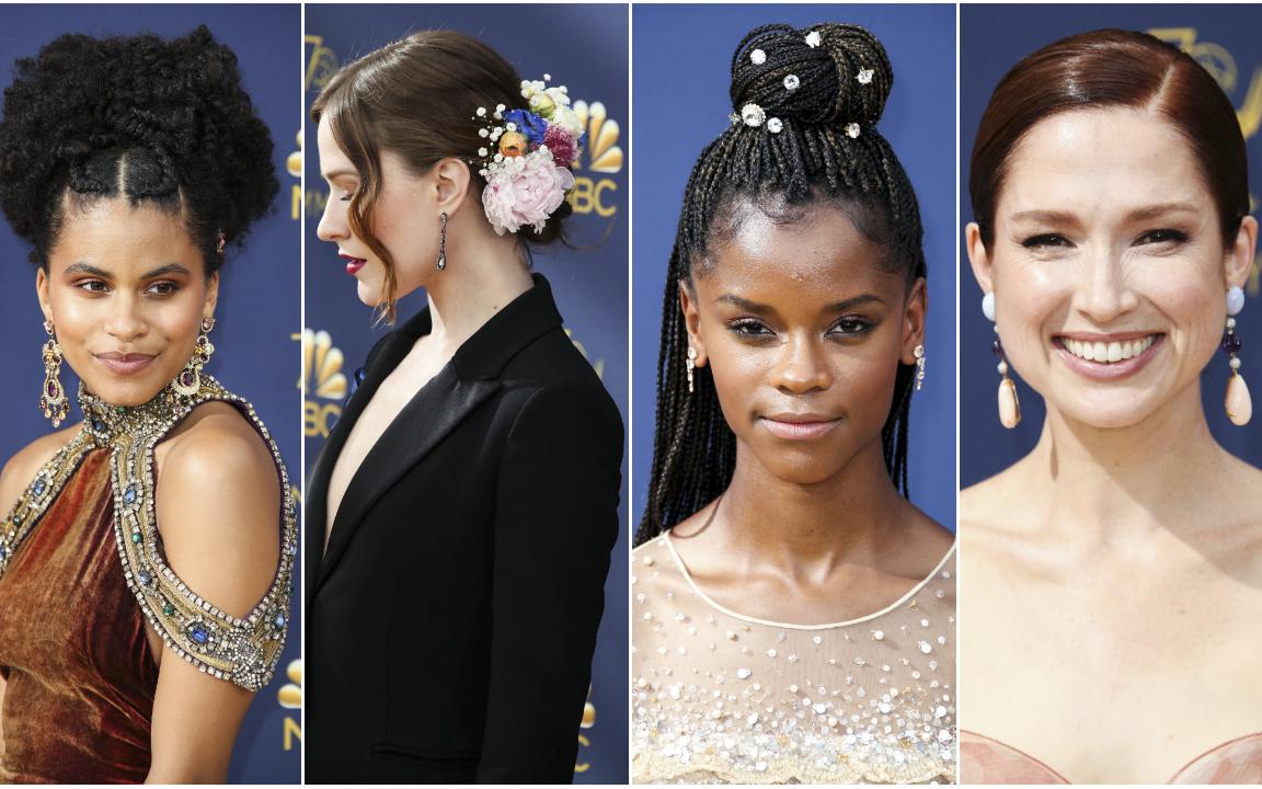 Cele mai frumoase machiaje și coafuri de la Premiile Emmy 2018