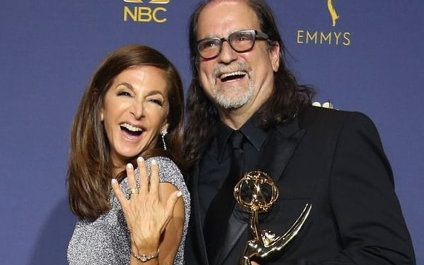 Cerere în căsătorie la Premiile Emmy 2018