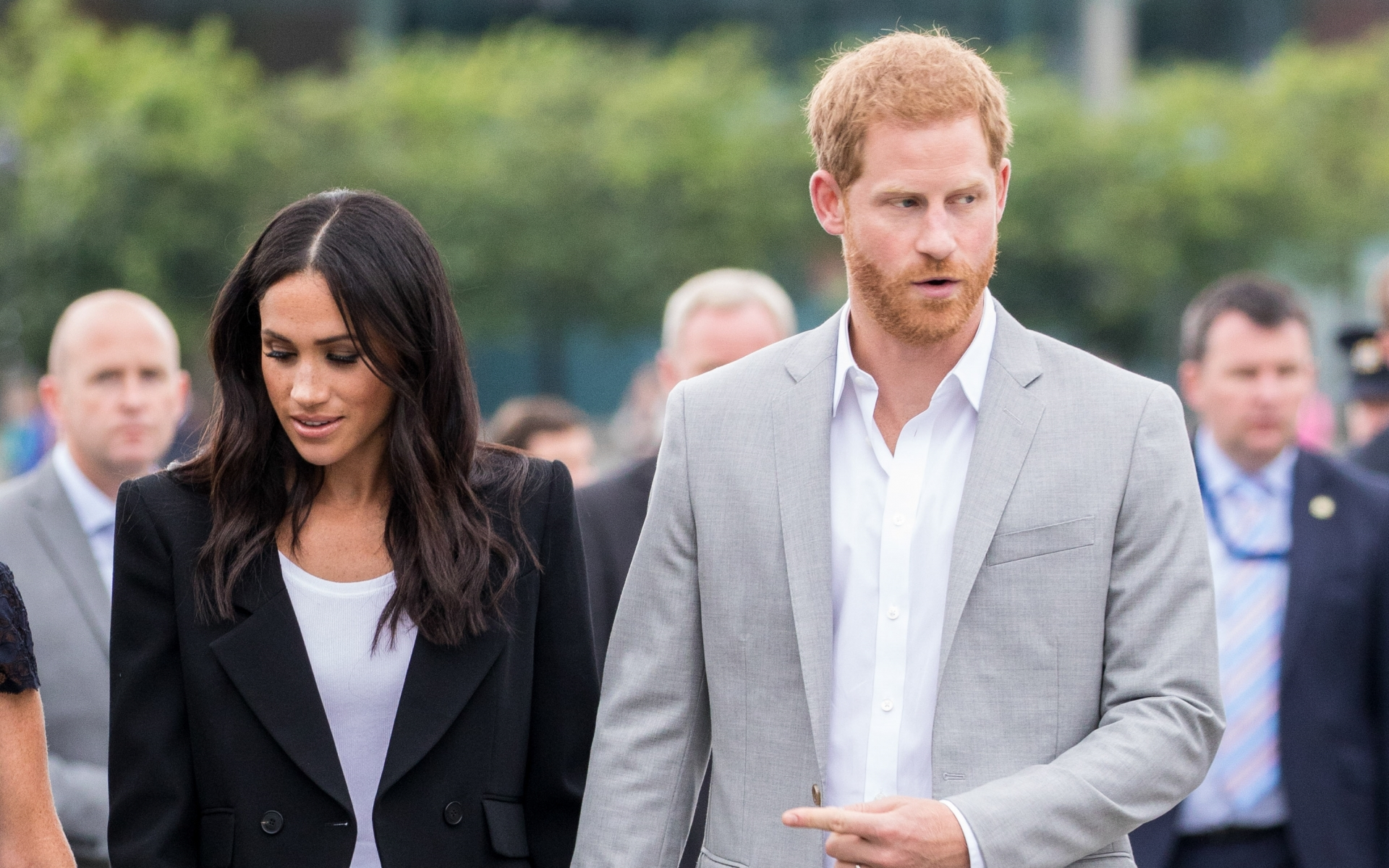 Fosta iubită a Prințului Harry, actriță într-un nou serial