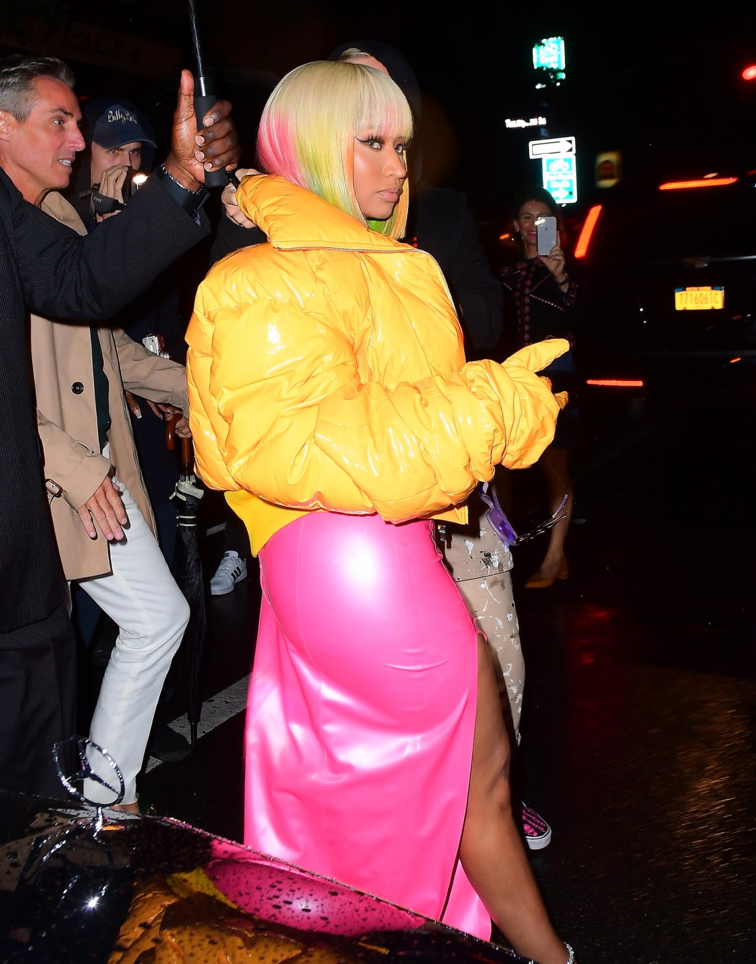 Nicki Minaj reactie dupa cearta cu Cardi B (3)