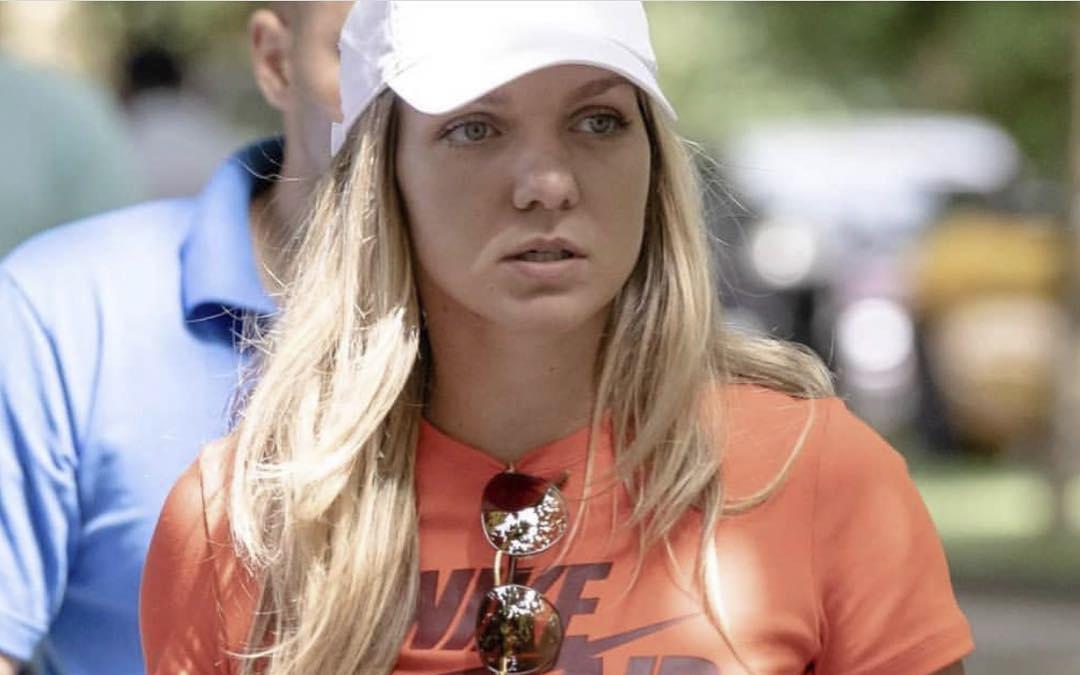Simona Halep s-a accidentat la antrenament şi ar putea renunţa la ultimul turneu