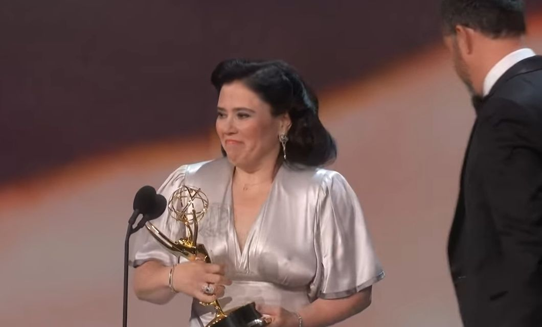 Ce a făcut Alex Bornstein, cea mai bună actriță în rol secundar, pe scenă la Premiile Emmy 2018