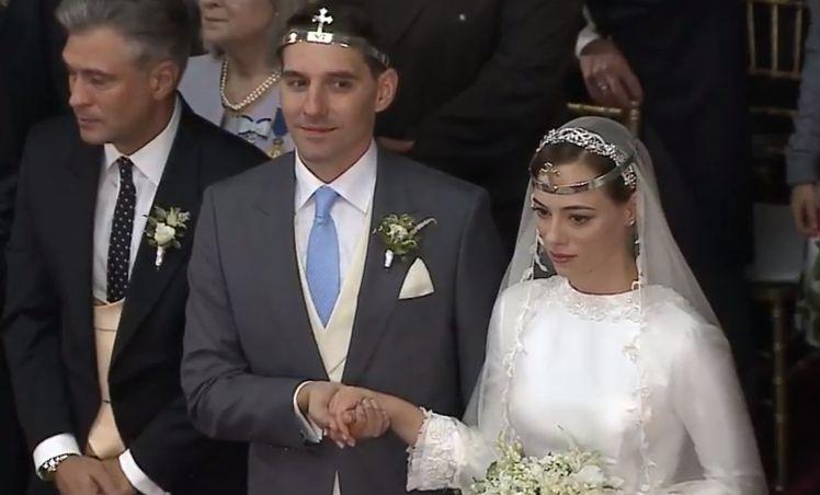 Cine i-a creat rochia de mireasă soţiei Principelui Nicolae