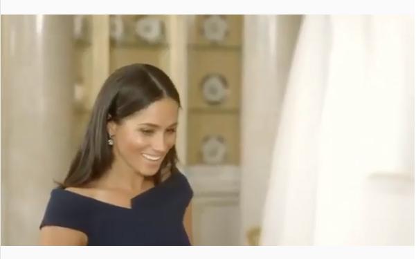 Ce reacție a avut Meghan Markle când și-a văzut rochia de mireasă pentru prima dată