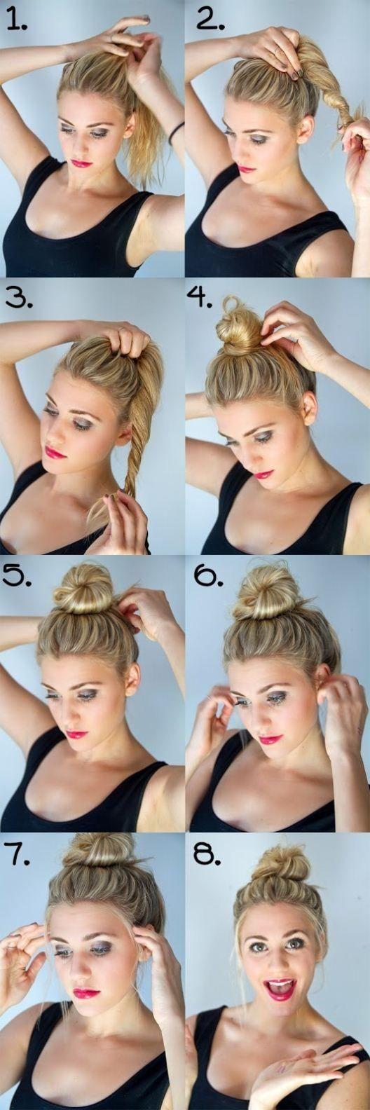Coafuri Păr Lung Câteva Idei Simple și Interesante Pentru Oricine