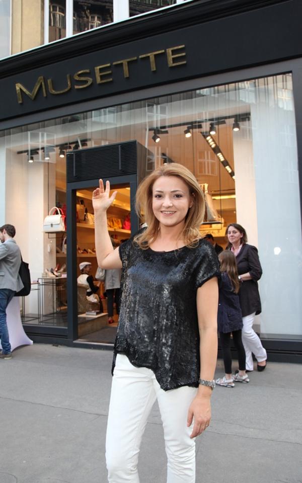 """Cristina Bâtlan, fondatoarea pantofilor Musette: """"Acolo unde e greu, trebuie să fie cineva care să reușească"""""""