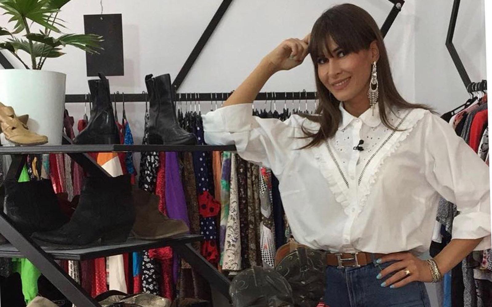De la cine împrumută haine Cristina Mihaela Dorobanțu?