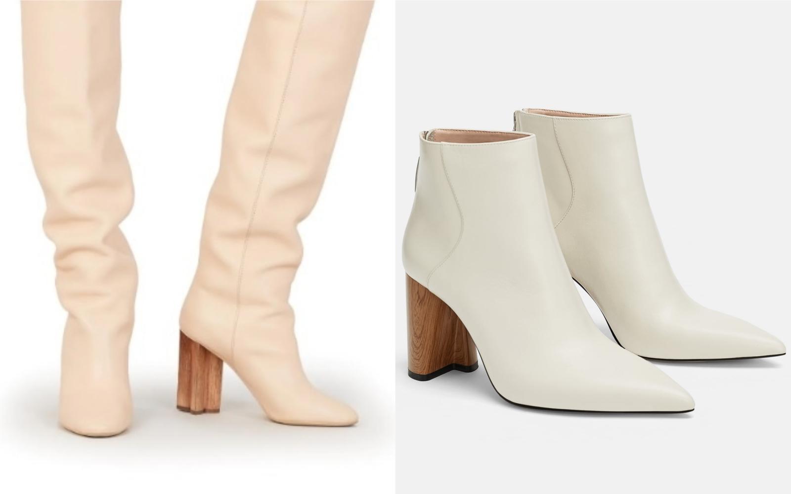 Ups! Cizme sau botine? Vuitton sau Zara?