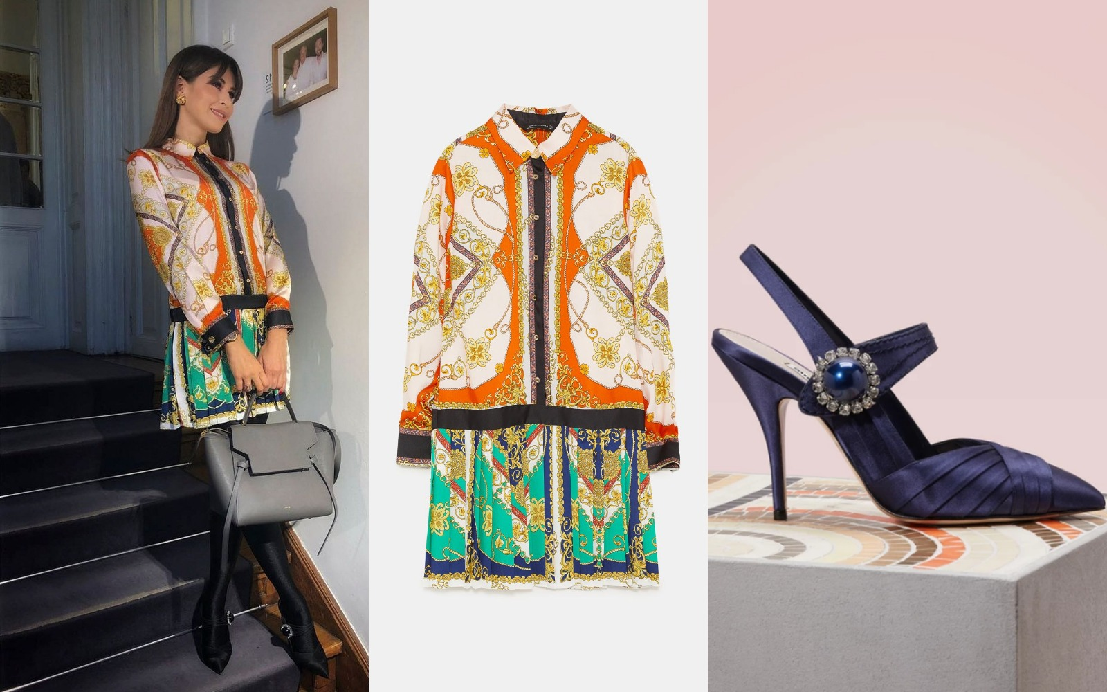 Shop the look: Cristina Mihaela Dorobanțu