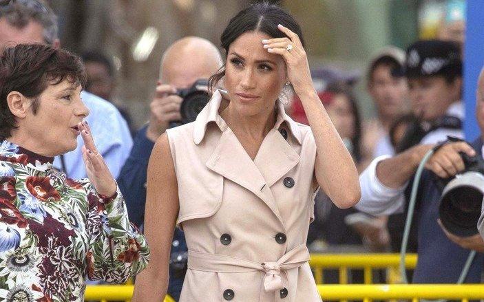 De ce Meghan Markle nu va purta niciodată rochii create de Victoria Beckham