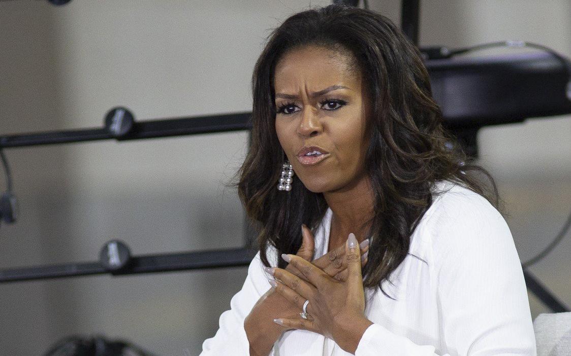 Michelle Obama a mărturisit că a pierdut o sarcină