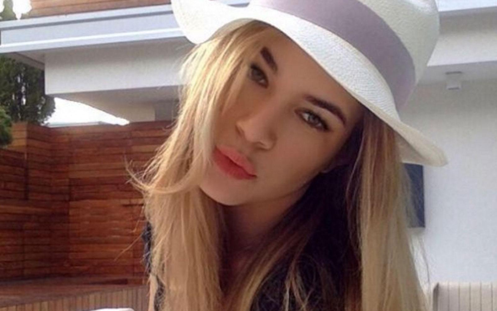 Cine este și cum arată fiica secretă a lui Ion Țiriac. Ioana are 18 ani și este o blondă superbă