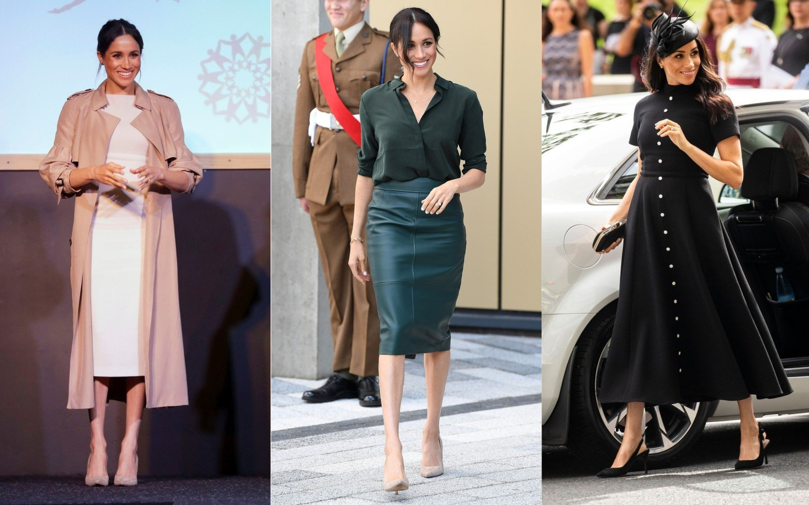 Iți place stilul lui Meghan Markle?  Piesele necesare pentru a te îmbrăca la fel ca ducesa