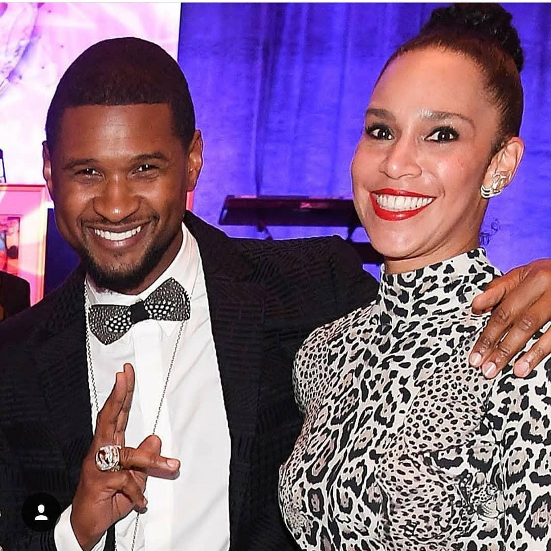 Usher și soția lui, Grace Miguel, divorțează (6)