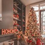 Brad de Crăciun în tendințe. Ce decorațiuni se poartă în 2018