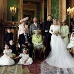 Tiara purtata de Meghan la nunta, motiv de cearta la Palatul Buckhingham