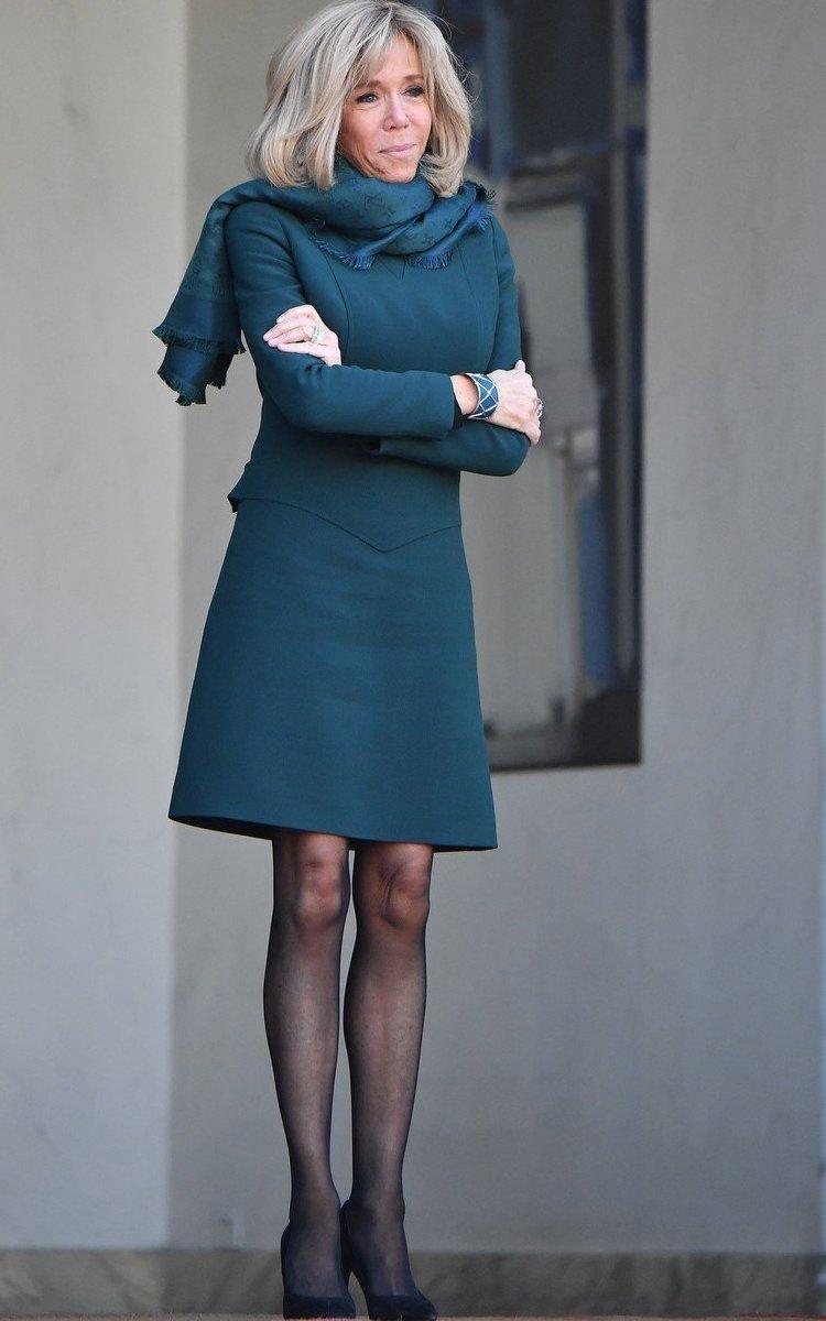 De dragul modei, Prima Doamnă a înghețat de frig!Cum a aparut la zero grade!