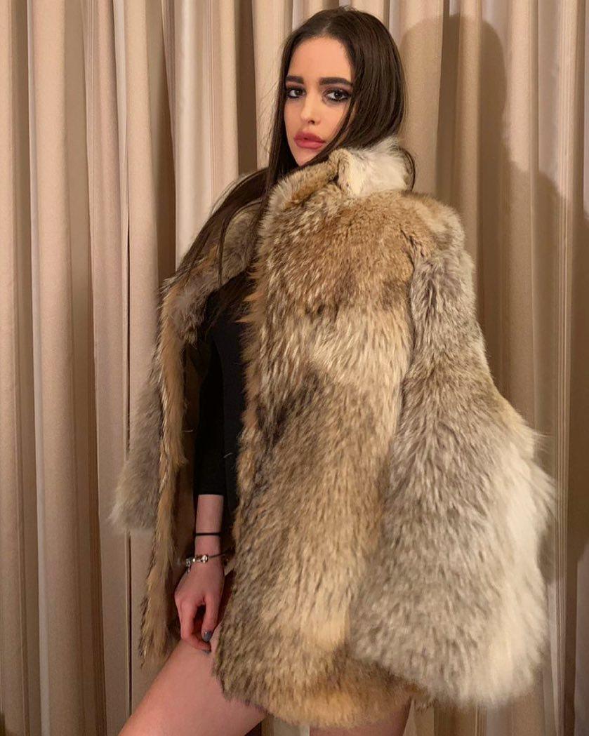 Ce frumoasă este fiica Andreei Berecleanu (1)