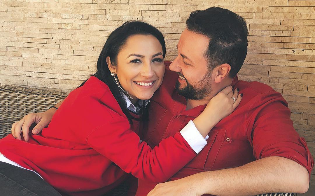 Cum arătau Andra și Cătălin Măruță când s-au căsătorit! Imagini din urmă cu 10 ani