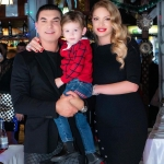 Valentina Pelinel, mesaj emoționant de ziua soțului ei