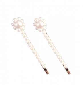 Agrafe cu perle aplicate - The Delilah Hair Slide
