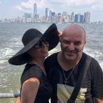 Ce soție frumoasă are Dan Capatos! Monica este jurnalistă