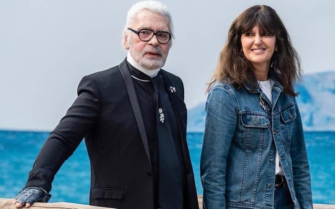Cine este femeia care îi va lua locul lui Karl Lagerfeld la conducerea Chanel
