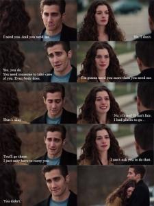 """Declarații de dragoste din filme. Filmul """"Love and Other Drugs"""""""