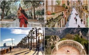 Destinații romantice Valentine's Day 2019 Barcelona Instagram Vacanțe în zone călduroase de Ziua Îndrăgostiților 2019