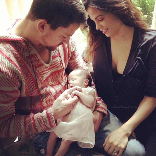 Jenna Dewan și Channing Tatum luptă pentru custodia fiicei lor (1)