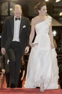 Kate Middleton, apariție spectaculoasă la Premiile BAFTA