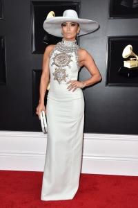 Premiile Grammy 2019 Cele mai bine îmbrăcate vedete: Jennifer Lopez