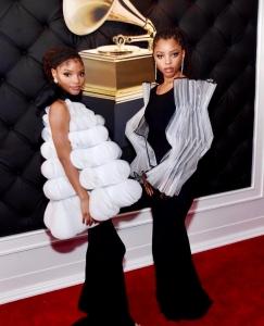 Premiile Grammy 2019 Cele mai bine îmbrăcate vedete: Chloe X Halle